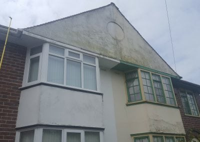 Render+cleaning+Sutton+coldfield+before+front+apex